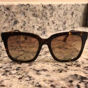 Diff Bella tortoise sunglasses